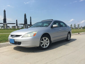 2003 Honda Accord EX-L V6 Sedan PRIVATE SALE