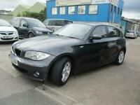 2005 (05) BMW 120i SE AUTOMATIC Petrol Auto Grey Climate Auto Lights Alloys FSH