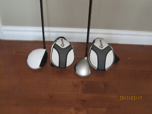 Taylormade driver and fairway woods for sale