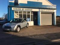 2003 Mini 1.4TD One D,96,000 MILES, SERVICE HISTORY, JUST SERVICED BY US