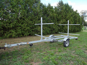 Genesis Canoe and Kayak trailers starting @ $940