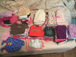 Baby girl clothes - 6 months