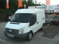 2008 FORD TRANSIT 85 T280S 2.2l FWD PANEL VAN IN GREAT CONDITION