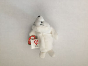 Ty Beanie Baby mini Seamore the Seal