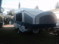 2011 COACHMEN CLIPPER 108ST TENT TRAILER