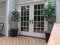 French Doors ____Custom Design ___Custom Shape___Wholesale Price