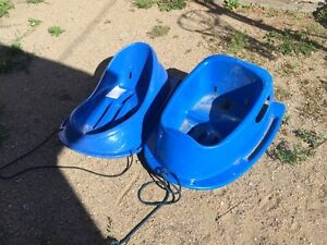 Baby/toddler sleds