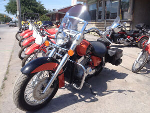 2006 Honda Shadow 750 Aero Mint!