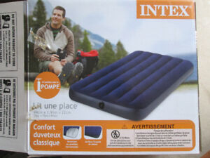 Matelas gonflable pour Camping