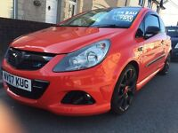 Corsa VXR (fully forged engine)