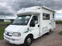 Autocruise Stargazer 2 Berth Lowline Motorhome MANUAL 2005/55