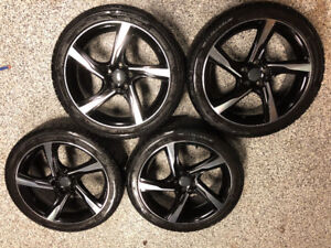 Winter Sport Rims and Tires