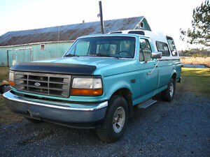 1994 Ford F-150 Camionnette, pick-up, truck, camion
