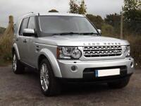 2013 LAND ROVER DISCOVERY 3.0 SDV6 255 HSE Auto