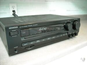 Kenwood KR-A4070 AM/FM Stereo Receiver....turntable ready!