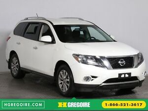2015 Nissan Pathfinder SV 4WD 7 PASSAGERS