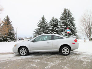 2009 Pontiac G5 Coupe- Automatic w/ Just 115K!!  2 SETS OF TIRES