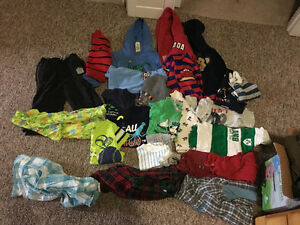Boy 18-24 months clothes lot