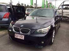 BMW 530D M SPORTS TURBO DIESEL RWC REGO LEATHER SUNROOF Herston Brisbane North East Preview