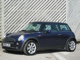 2004 MINI ONE 1.6 HATCH - SERVICE HISTORY - GREAT VALUE !!