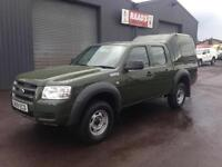 * SOLD * 2009 Ford Ranger 2.5 TDCi Double Cab *Forestry * 5 Seats * 65k *