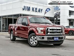 2015 Ford F-150 XLT   - Bluetooth -  SiriusXM - $121.26 /Week