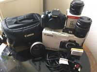 Canon 600D Complete Kit