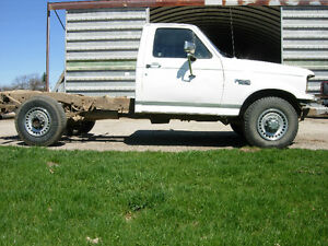 PARTING OUT - 1995 F250 7.3, Auto, 2WD Reg Cab Long Box