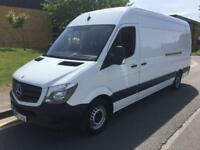 2015 Mercedes-Benz Sprinter 2.1 CDI 313 Extra High Roof Panel Van 4dr LWB Manual