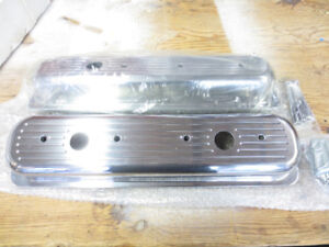 Chevy Billet valve covers