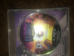 Sly cooper thieves in time(ps3)