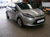 2009 FORD FIESTA 1.4 Style + 5dr Auto