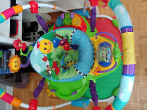 Baby bouncer/ saucer for sale
