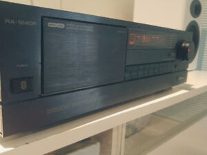 Vintage Sherwood RA-1240R AM/FM Stereo Receiver with Equalizer