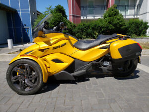 2013 Can Am Spyder STS