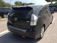 Toyota Prius Plus/Prius Alpha/Prius+ Hybrid 1.8 2013(62) 7 SEATS & 2 KEYS(BIMTA)