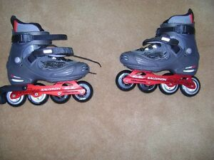 Patins type rollerblade