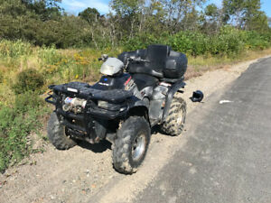 2002 700 Polaris sportsman