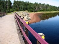 WATERFRONT PROPERTY FOR SALE – ST PETERS – PEI