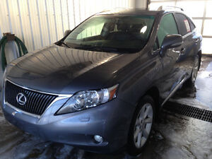 2012 Lexus RX 350 All Wheel Drive Touring. Premium 1&2 incl Tow