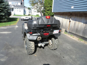 NEAR New  =  2011  Honda  TRX 500 Rubicon CTE