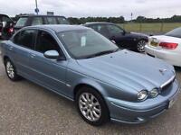 Jaguar X-TYPE 2.0D 2005MY Classic
