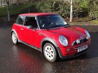 MINI One 1.6I 16V ONE (red) 2002