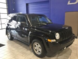 2015 Jeep Patriot North  2WD W\Traction Control