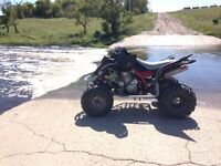 Mint fully loaded up limited addition Raptor 700R