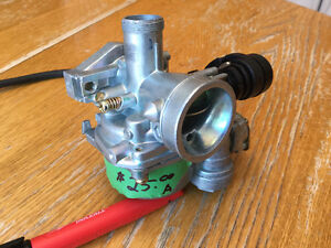 New Aftermarket carb - A