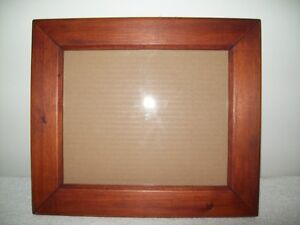ANTIQUE BEAUTIFULLY FINISHED PINE OR MAPLE FRAME