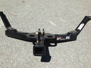 2006 Accord Trailer Hitch