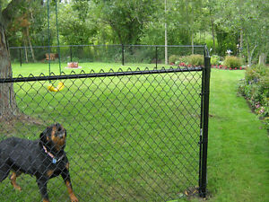 CHAIN LINK FENCE & GATES LOW FACTORY PRICE