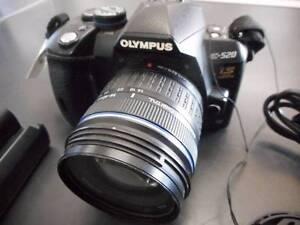 Olympus E-520 Coconut Grove Darwin City Preview